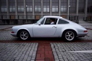 Bugatti Head of Design's Personal Porsche 911 Project