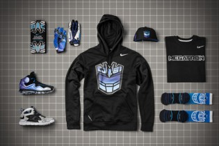 "Calvin Johnson x Nike ""Megatron"" CJ81 Collection"
