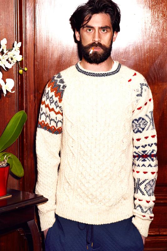 casely hayford 2012 fall winter knitwear releases