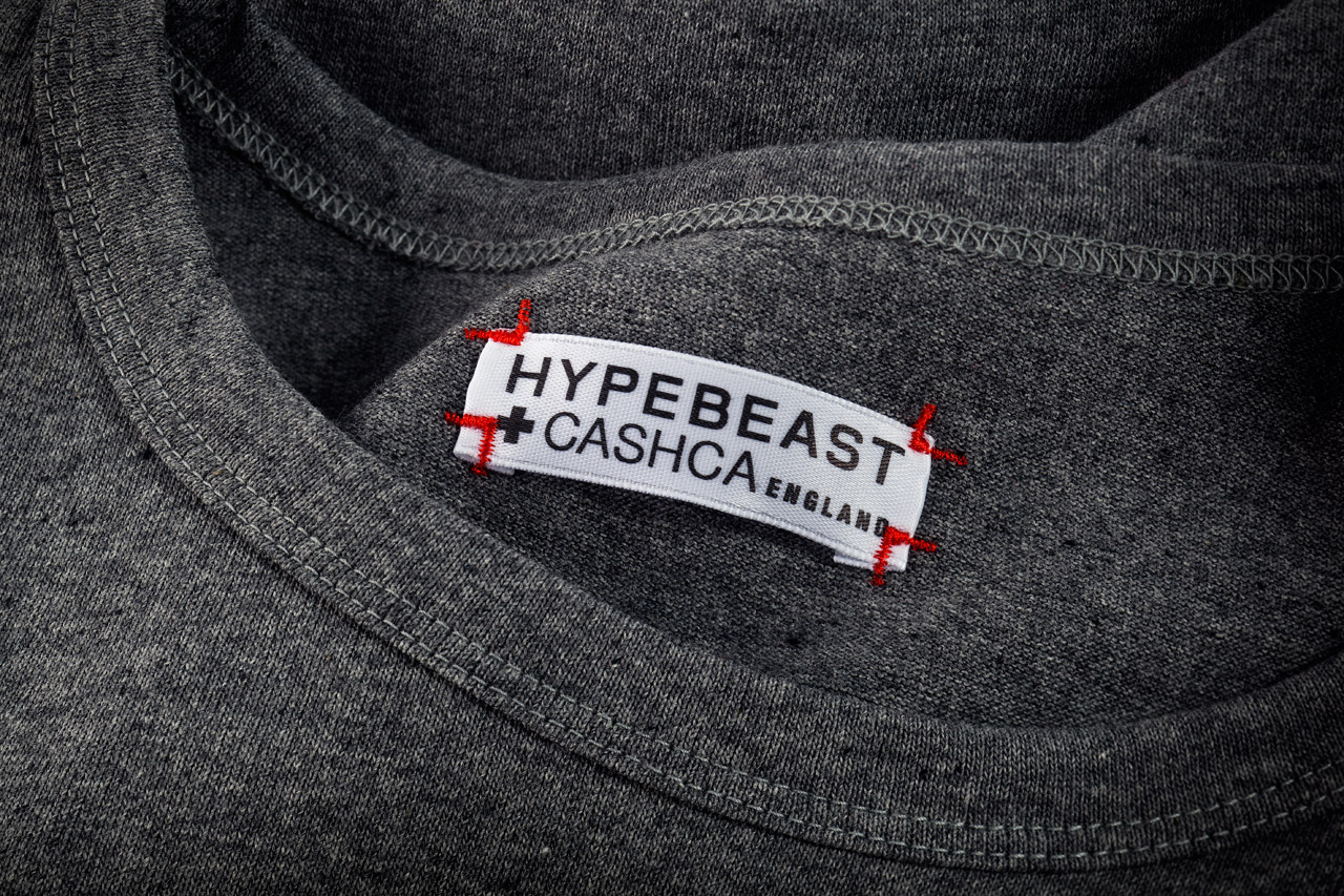 CASH CA for HYPEBEAST 2012 Fall/Winter Capsule Collection Preview
