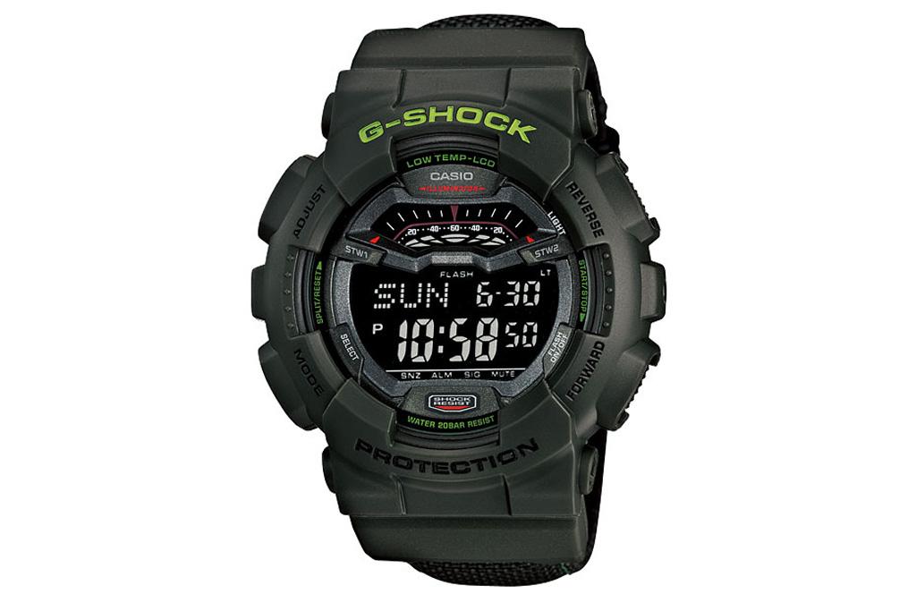 Casio G-Shock GLS-100