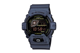 Casio G-Shock GR7900NV-2 and GR8900NV-2 Solar Military
