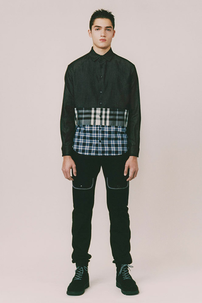 christopher shannon 2012 fall winter lookbook