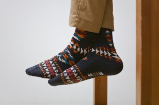 CHUP 2012 Fall/Winter New Sock Releases