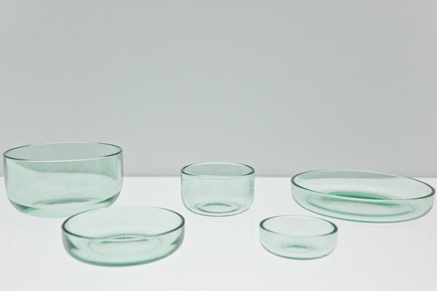 coca cola bottleware exhibition by nendo designtide tokyo 2012