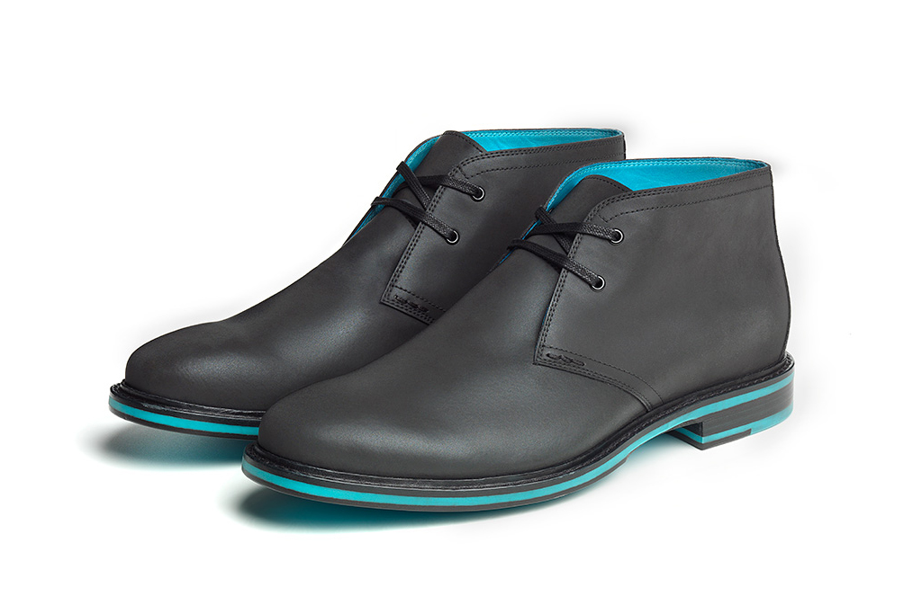 cole haan waterproof reflective cooper square lunargrand chukkas