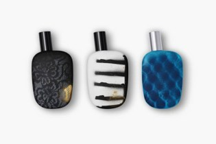 """COMME des GARCONS 2012 """"by the sea"""" Fragrances"""