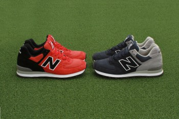 """Concepts x New Balance 574 """"Home vs. awaY"""" Pack"""