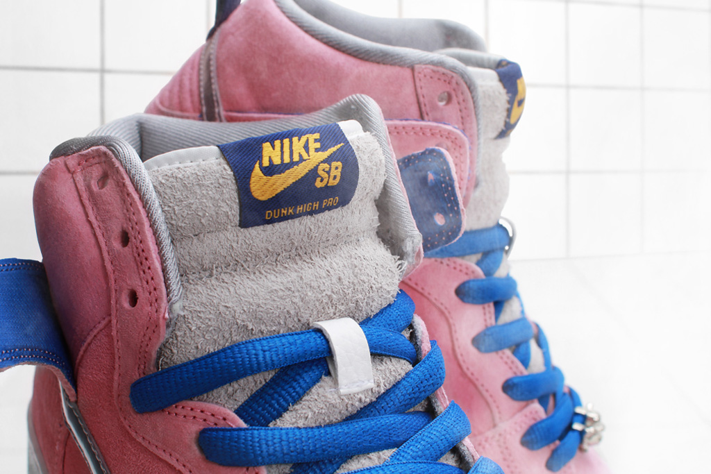 "Winner Announced! Concepts x Nike SB 2012 ""When Pigs Fly"" Dunk Hi"