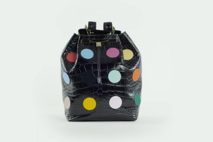 Damien Hirst x The Row Backpacks
