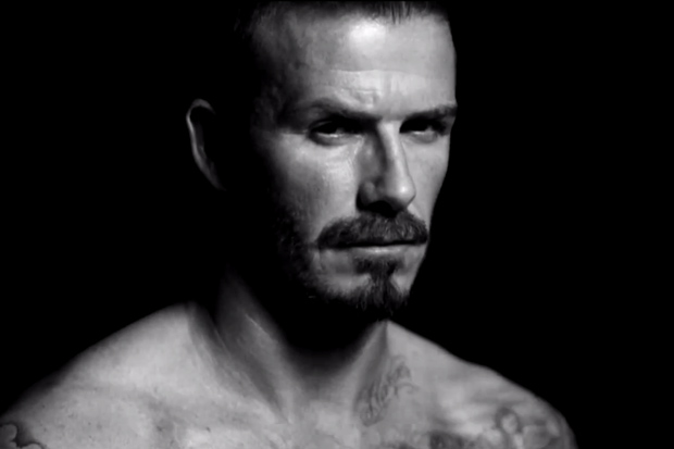 David Beckham for H&M Bodywear 2012 Fall/Winter Interview Pt.2
