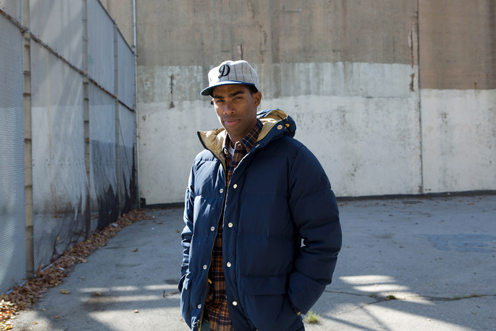 Delicious 2012 Fall/Winter Lookbook featuring Mike Hernandez