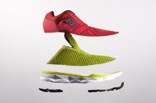 DISSECTED: DC Shoes Unilite Trainer