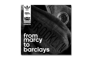 DJ Neil Armstrong x adidas 'From Marcy to Barclays' Mixtape