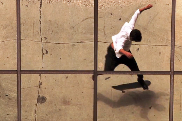 Dylan Rieder Tears Up the Streets of Antwerp