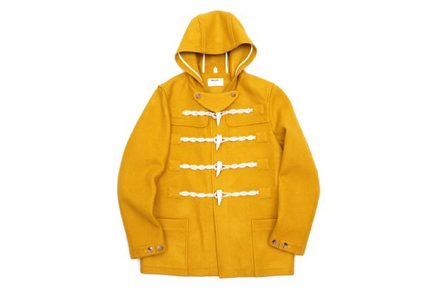 Edifice x Present London Melton Duffle Coat