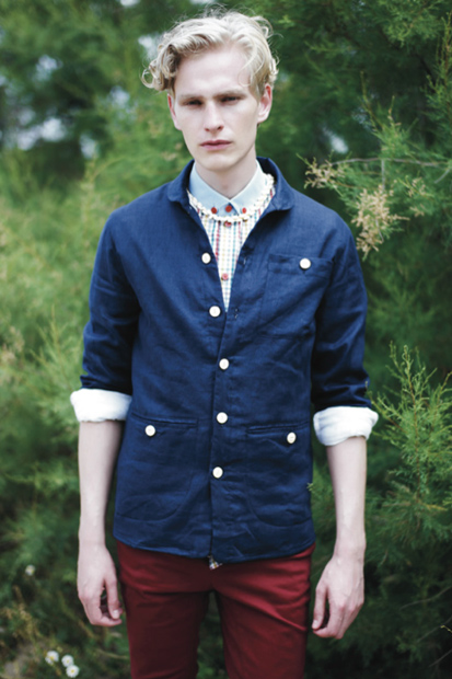 eleven paris 2013 spring summer lookbook
