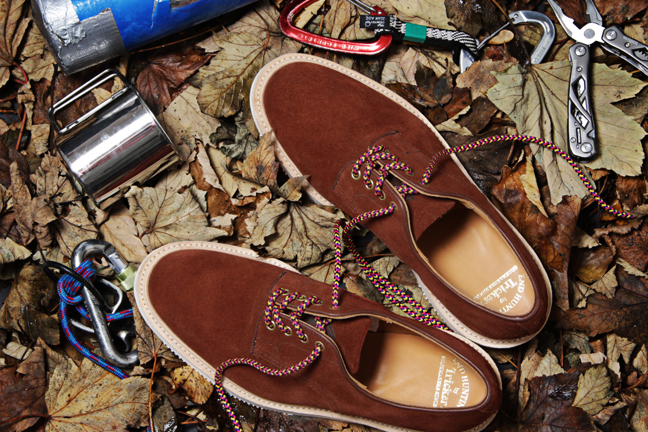 "End Hunting Co. x Tricker's ""Trail Pack"""