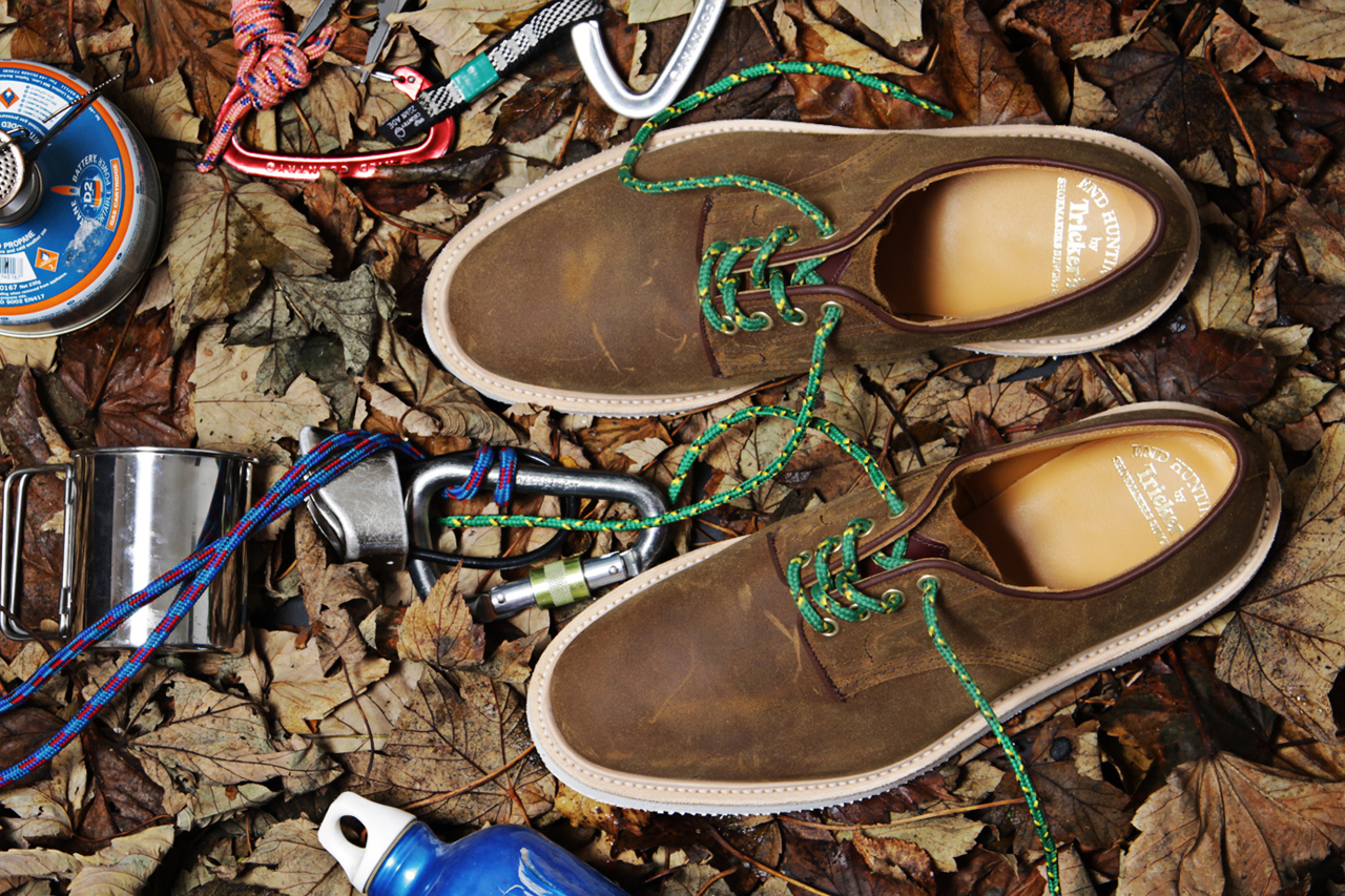 """End Hunting Co. x Tricker's """"Trail Pack"""""""