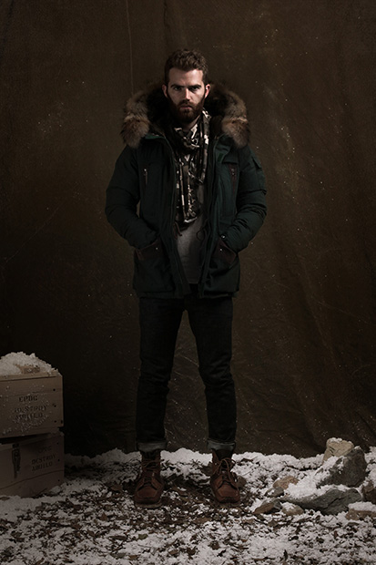 Espionage 2012 Fall/Winter Lookbook