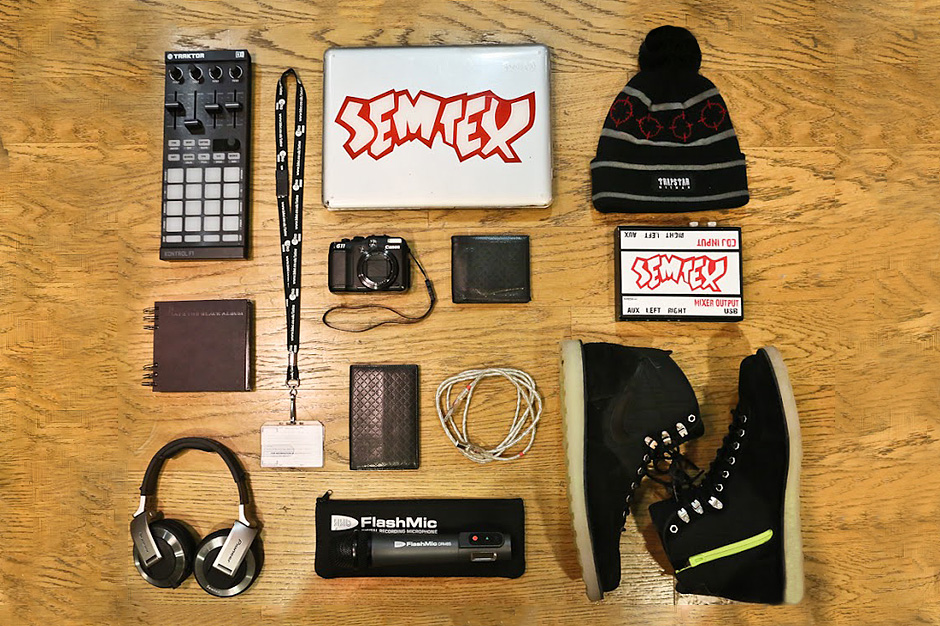 essentials dj semtex
