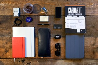 Essentials: Marvin Javier of Carhartt WIP UK