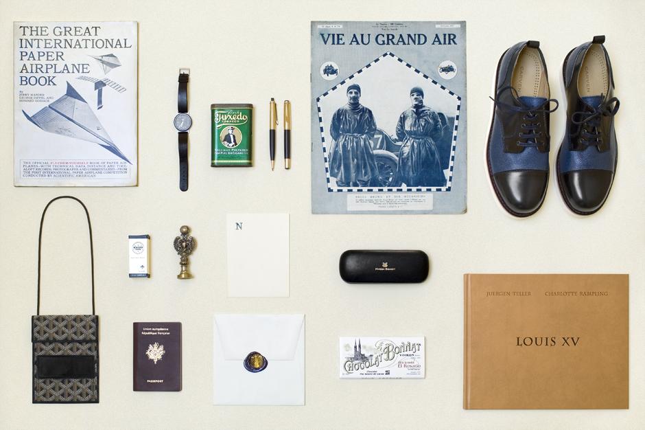 Essentials: Pierre Tzenkoff of Tzenkoff Creative Agency