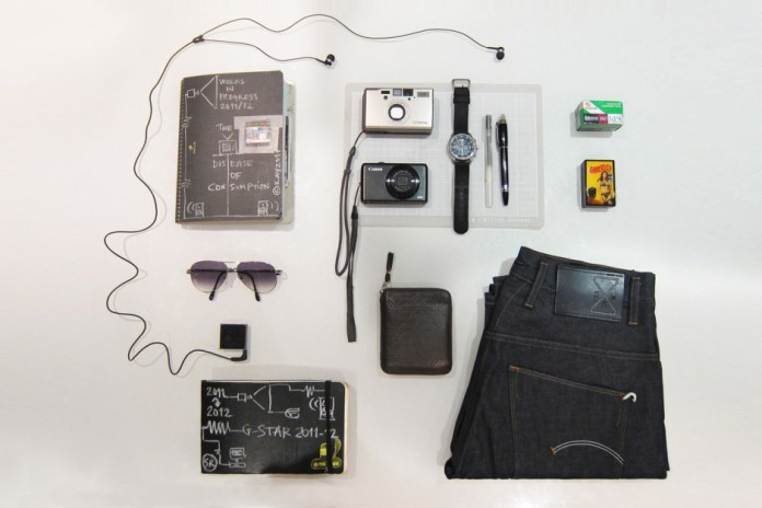 Essentials: Shubhankar Ray of G-Star RAW