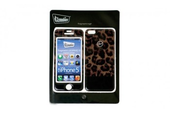 fragment design x Gizmobies iPhone 5 LEOPARD Mobile Protector