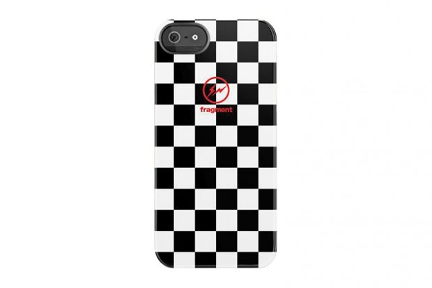"fragment design x Uncommon ""Fragment Blocks"" iPhone 5 Black Bezel Deflectors"