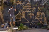 French Artist Nelio Hits Melbourne