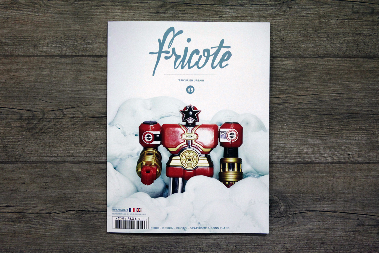 Fricote Magazine Issue #9