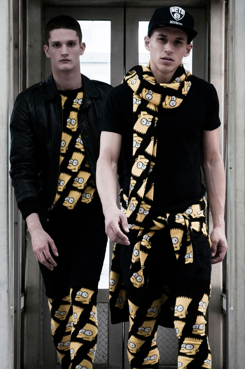 Fucking Young!: Jeremy Scott 2012 Fall/Winter Editorial