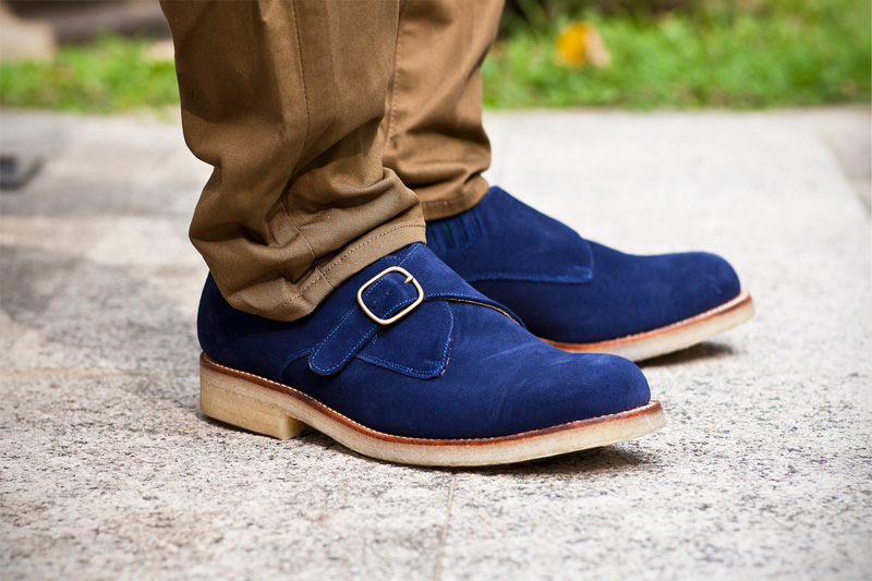 garbstore x grenson 2012 fall winter collection