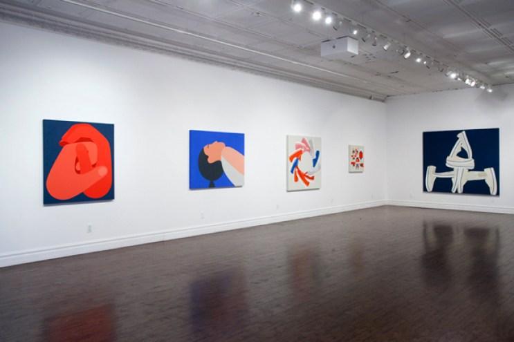 Geoff McFetridge Exhibition @ Cooper Cole Gallery
