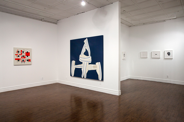 geoff mcfetridge exhibition cooper cole gallery