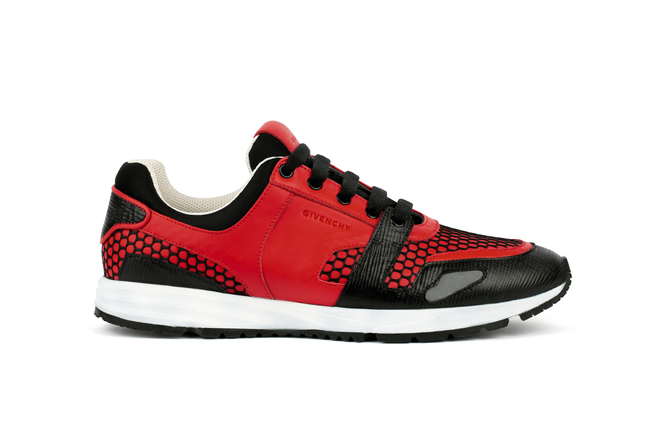Givenchy by Riccardo Tisci 2013 Spring/Summer Footwear Collection