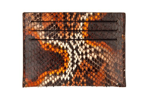 Givenchy Python Leather Cardholder
