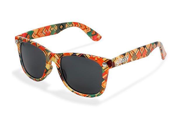 Haroshi x glassy Sunhaters Sunglasses