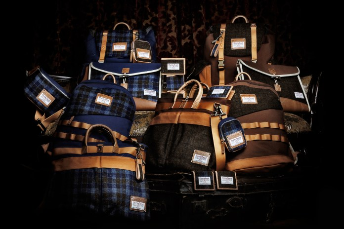 The Earth Harris Tweed Collection