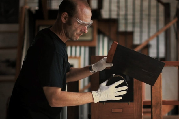 Harry Taylor - The Beautiful Flaws of Tintype Photography