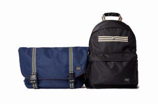 """Head Porter 2012 Fall/Winter """"IVY"""" Collection"""