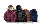 Head Porter Plus x Crescent Down Works Outerwear Collection