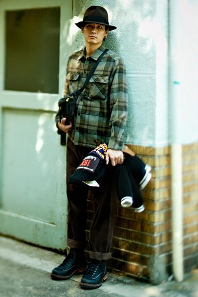 "honeyee.com: NEIGHBORHOOD 2012 Fall/Winter ""Innocent Vigor"" Editorial"