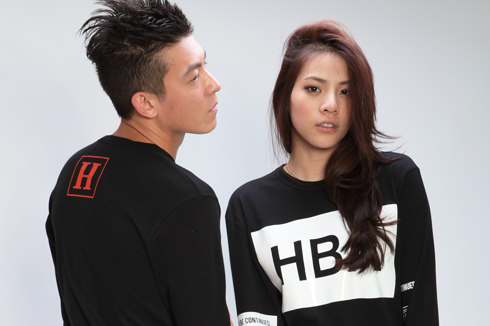 Hood by Air 2012 Fall/Winter Styling Lookbook featuring Edison Chen