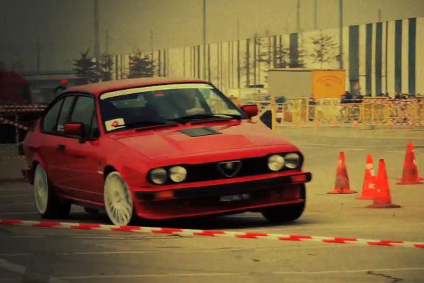 Hot Pursuits in Alfa Romeo's Classic Giula