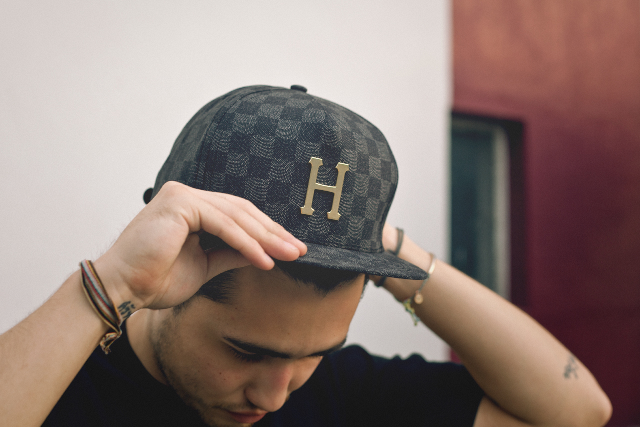 huf 2012 fall winter checkered collection