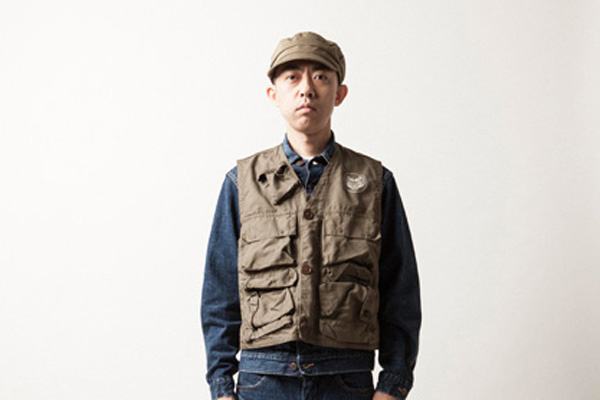 HUMAN MADE 2012 Fall/Winter Lookbook