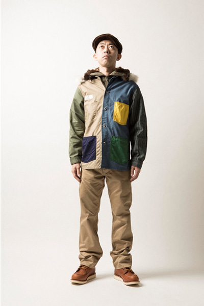 human made 2012 fall winter lookbook