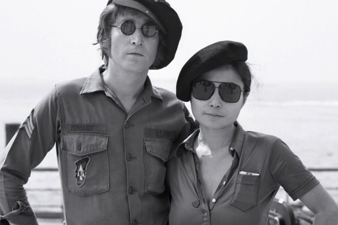 "Humberto Leon Interviews Yoko Ono About ""Fashions for Men"" for Opening Ceremony"